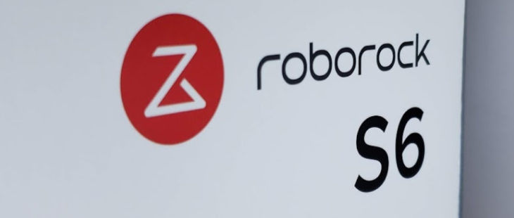 Roborock S6 Robotic Vacuum