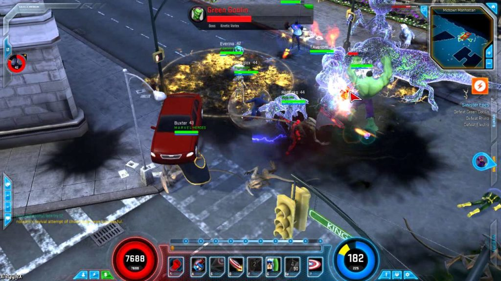 Marvel Heroes Omega – the superhero game comic fans deserve