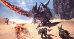 Monster Hunter World Iceborne - Glavenus Trailer Shows Off New Monsters