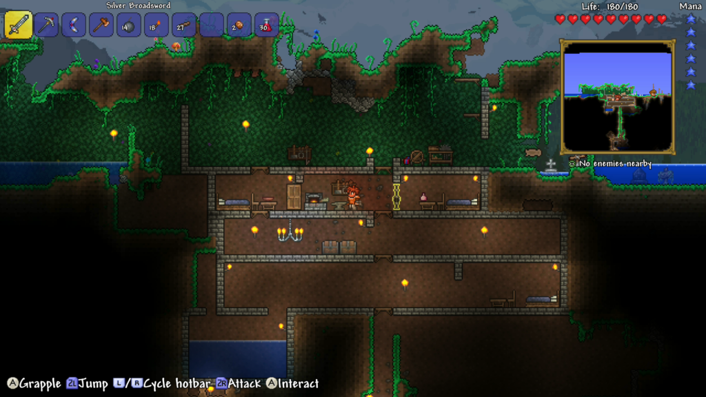 Our Review of Terraria on Nintendo Switch - GameSpace com