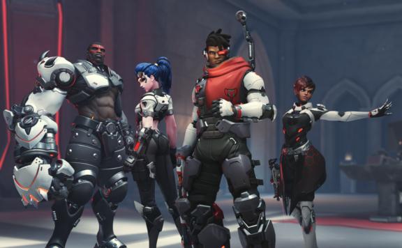 Overwatch League - 2-2-2 Role Lock Is In