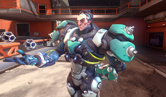 Overwatch - New Hero 31 Announced, Meet Sigma!