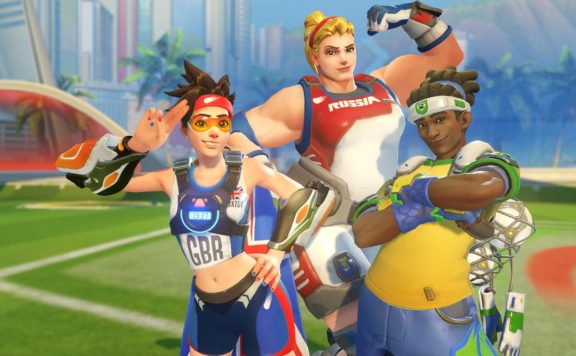 Overwatch Summer Games 2019 - New Skins & More!