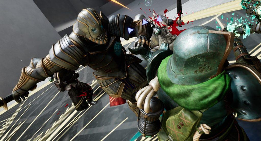 Swords of Gargantua Review 2