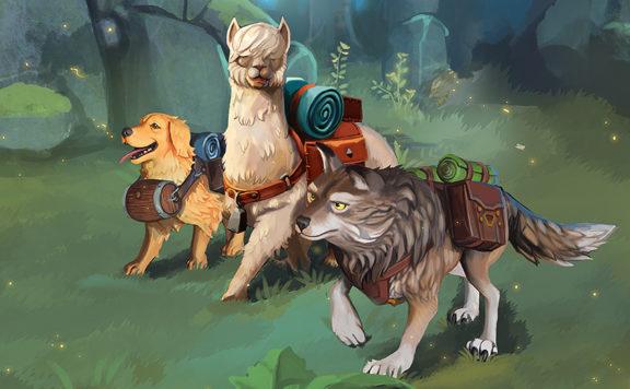 Torchlight Frontiers Update 7 - Beast Buddies
