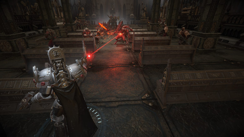 Warhammer 40K: Inquisitor - Prophecy released on Steam