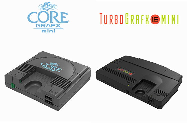TurboGrafx - 16 Mini Prime Day Pre-Orders Are First in Line
