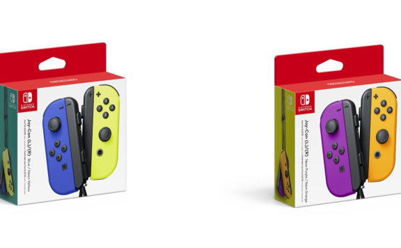 joycon color