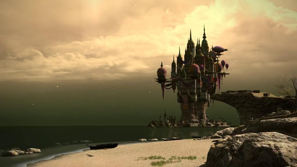 Final Fantasy XIV: Shadowbringers Review - GameSpace com