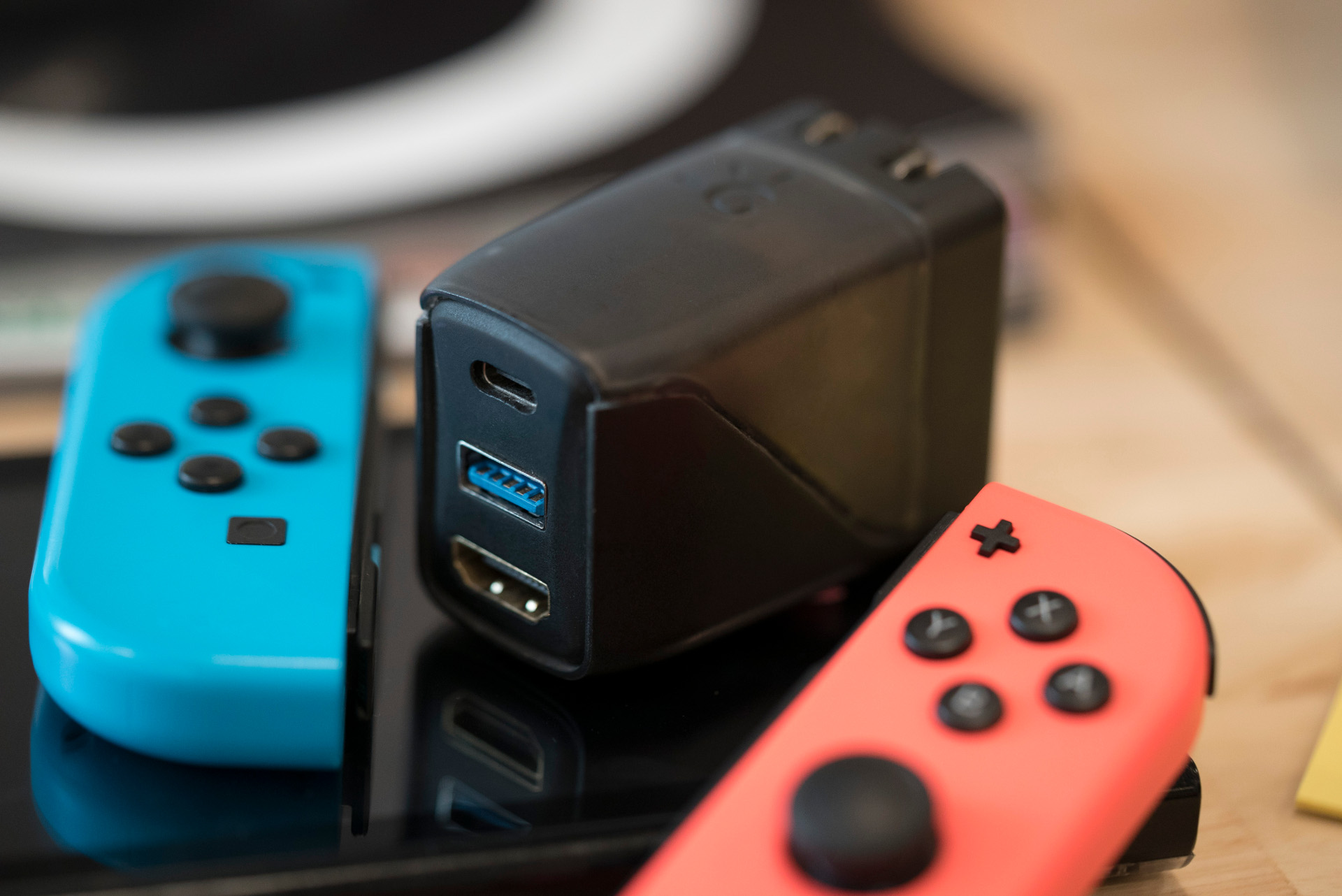 Pick Your Playground With The Genki Covert Dock For Nintendo Switch