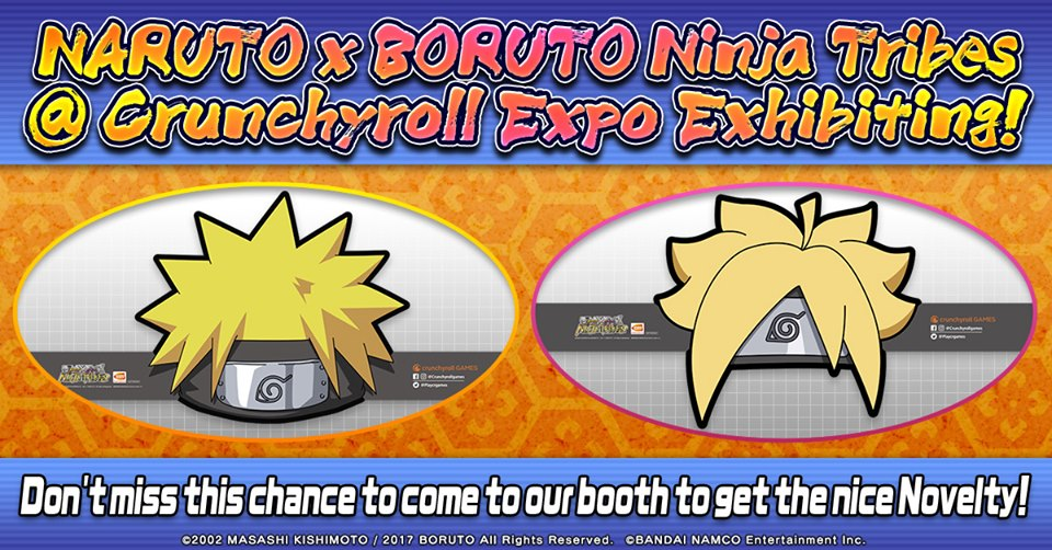 New Naruto x Boruto Mobile Game - Ninja Tribes! - 1st Gamers