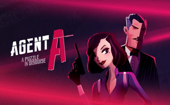 Agent A Promo Image
