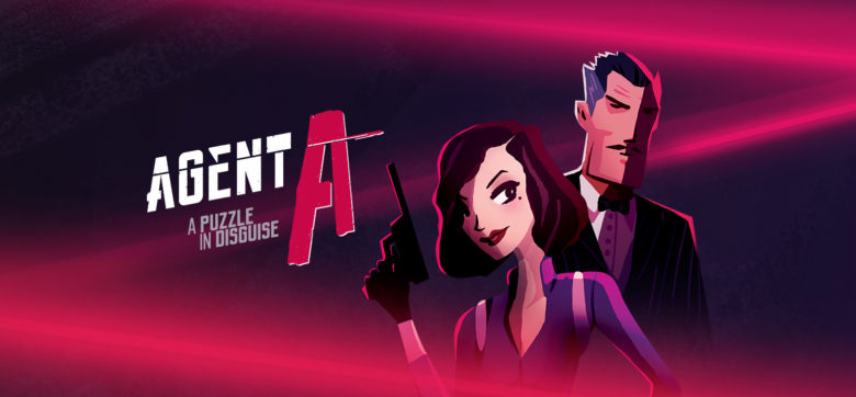 Agent A Promo Image