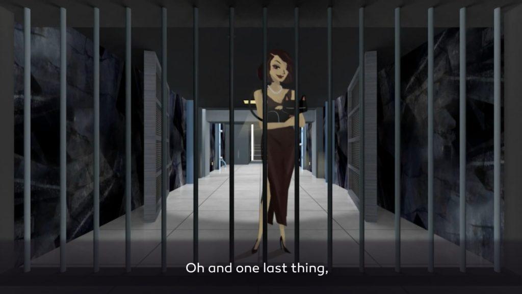 Agent A - Ruby La Rouge