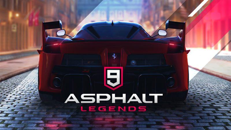 Android Games - Asphalt Legends