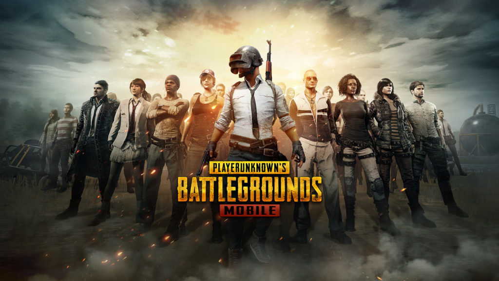 Android Games - PUBG Mobile