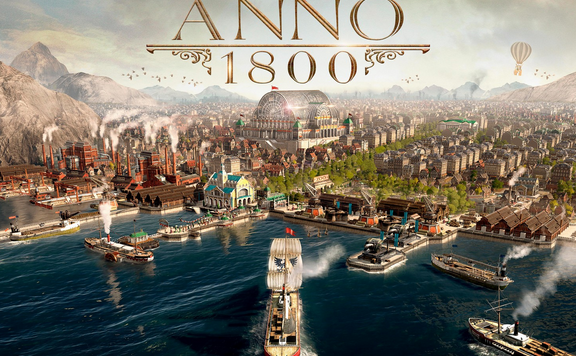 Anno 1800 Showed New Content At Gamescom 2019