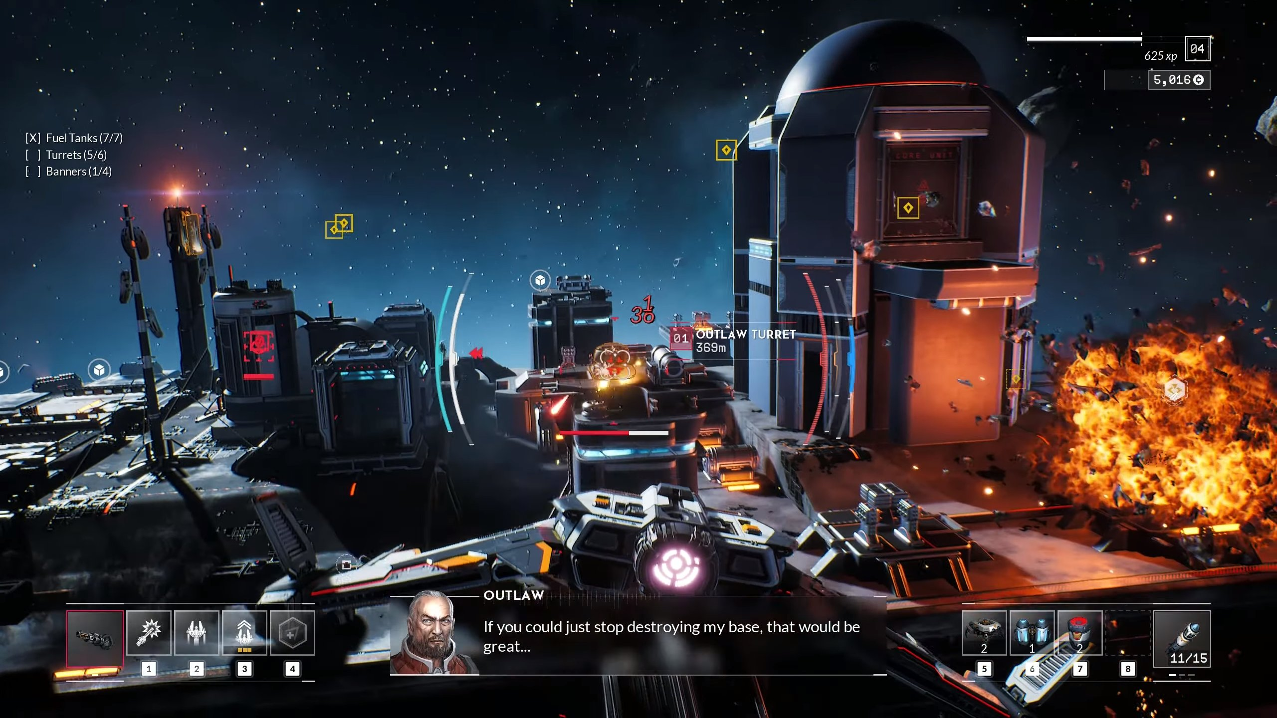 Everspace 2 Taking Off As An Open World Space Shooter Gamespace Com