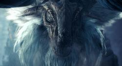 MHW Iceborne Showed off Velkhana Elder Dragon