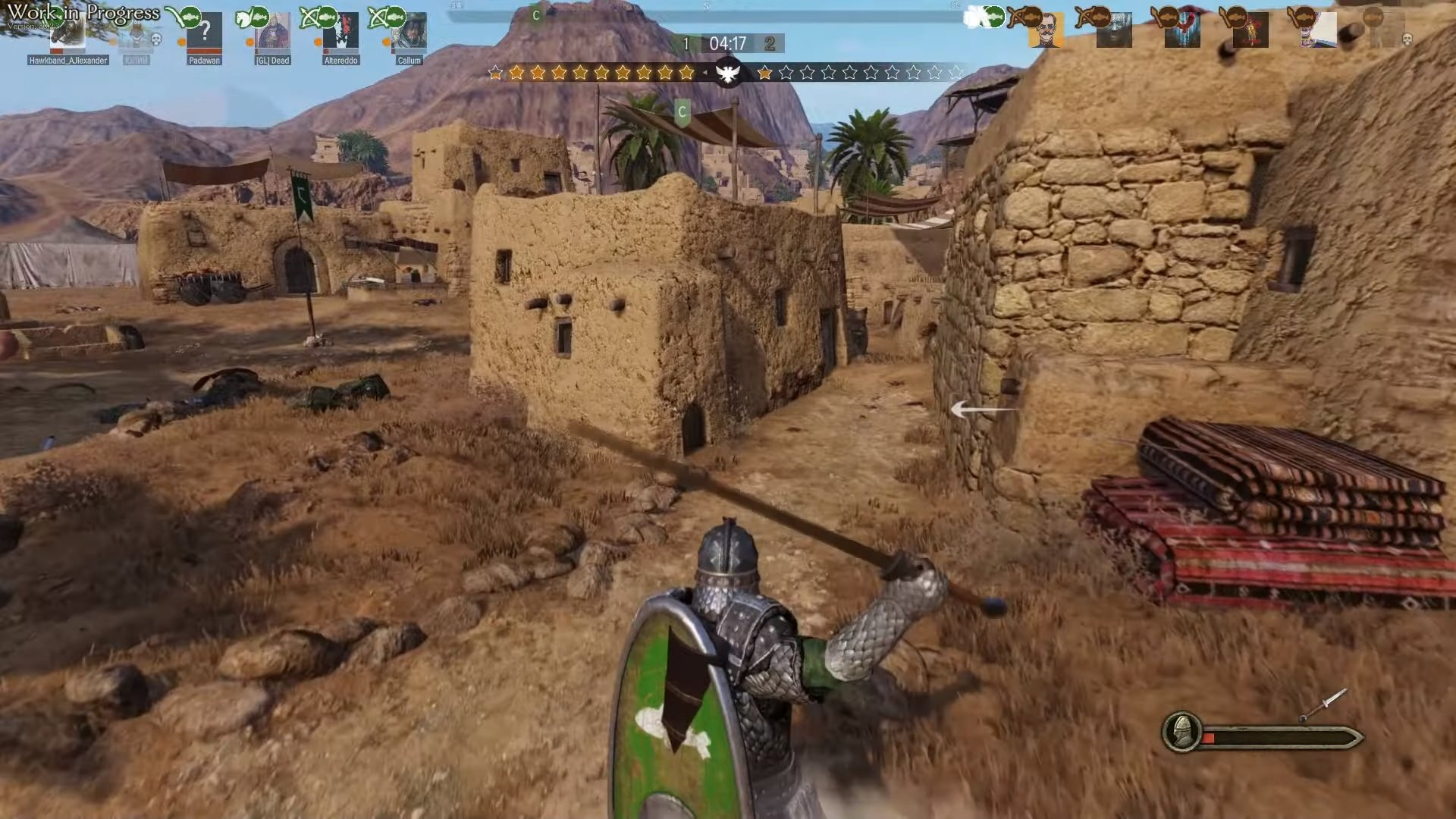 Check Out 20 Minutes Of Mount Blade Ii Bannerlord Gamespace Com