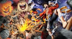 One Piece Pirate Warriors 4 Gamescom Trailer Shows Off Familiar Heroes