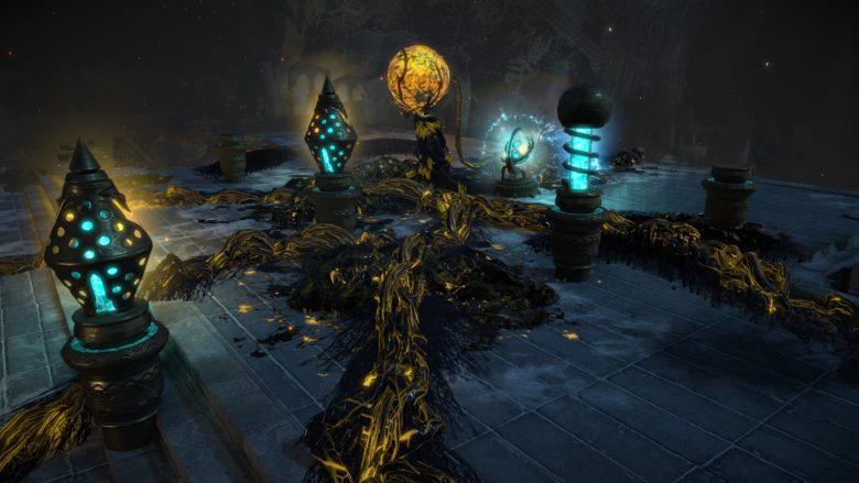 Path of Exile: Blight league