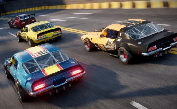 Racing Through Havana In The New GRID Gameplay Trailer
