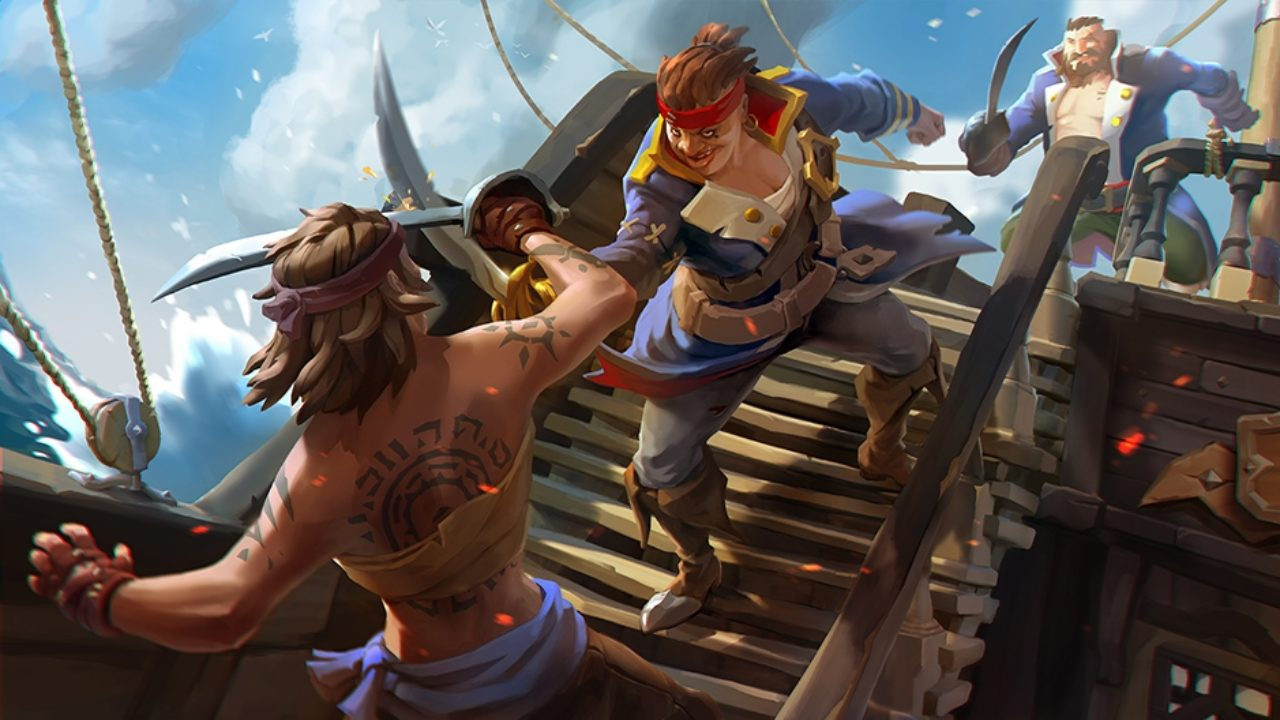 Sea of Thieves announces the Community Code of Conduct - GameSpace com
