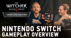 Witcher 3 Switch Release Date Revealed