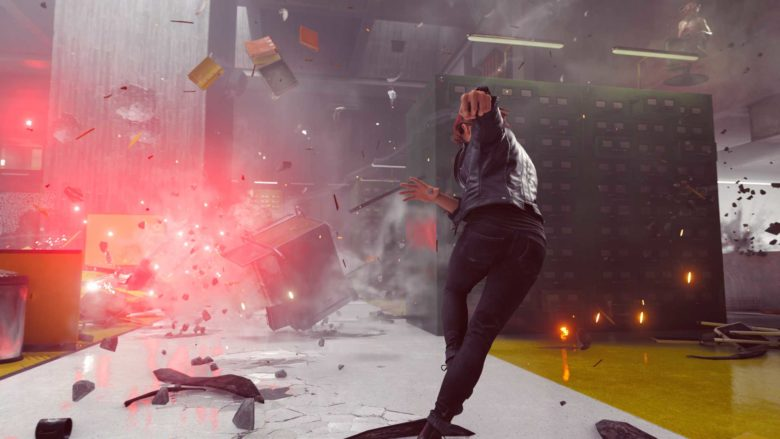 Control Review - Remedy unleashed and at its best