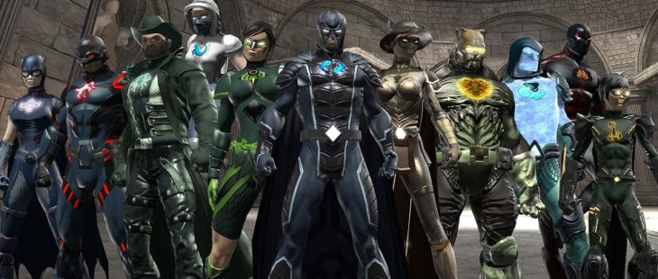 DC Universe Online Switch Review