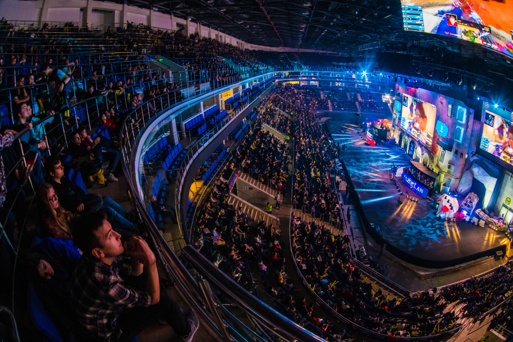 The Most Popular Esports Of All Time - GameSpace com