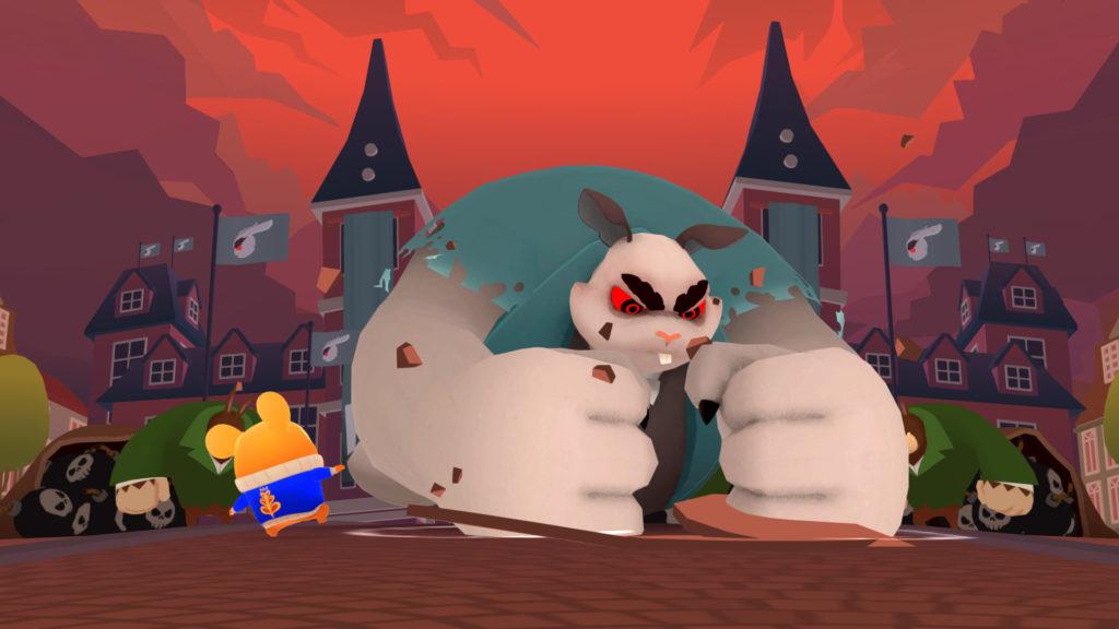 hamsterdem boss fights