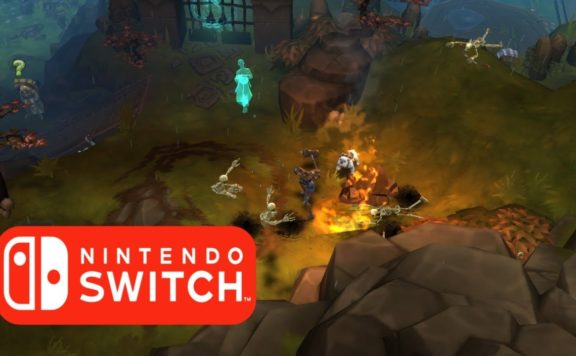 Torchlight II Now Available for Pre-Orders on Switch in NA