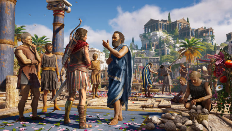 Assassin's Creed Odyssey - Discovery Tour Comes September ...