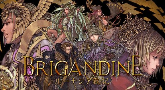 BRIGANDINE The Legend of Runersia Comes In Spring 2020