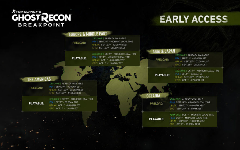 Breakpoint Early Access