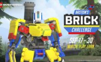 Build Your Way to Victory in Overwatch with Bastion's Brick Challenge