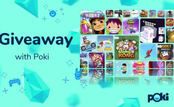 Giveaway Poki