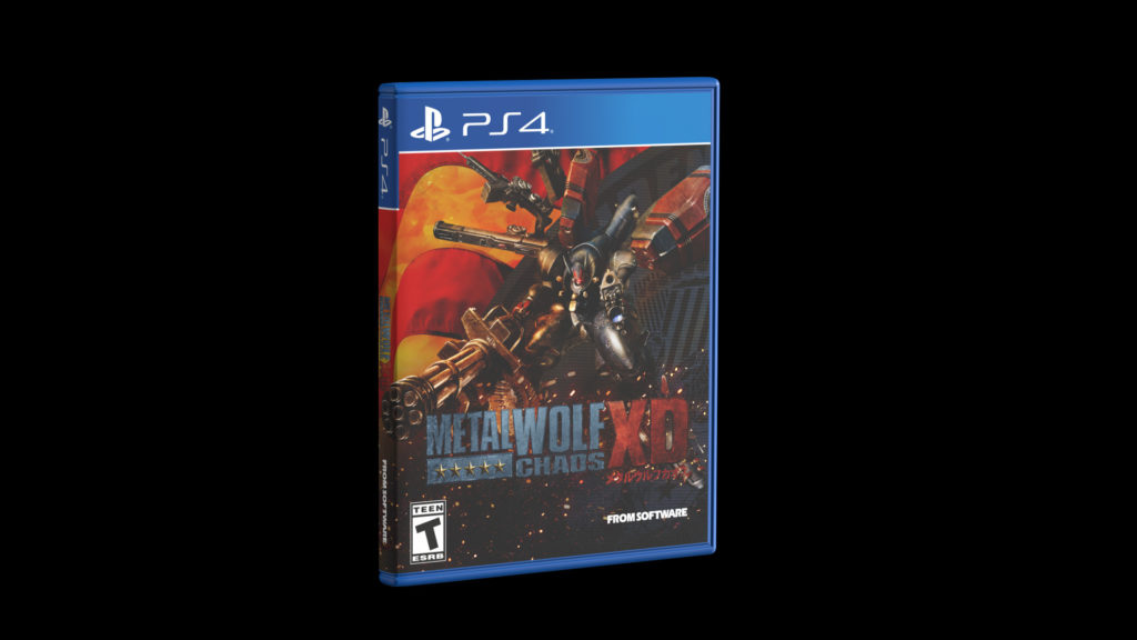 MWC - PS4 3D Box Shot