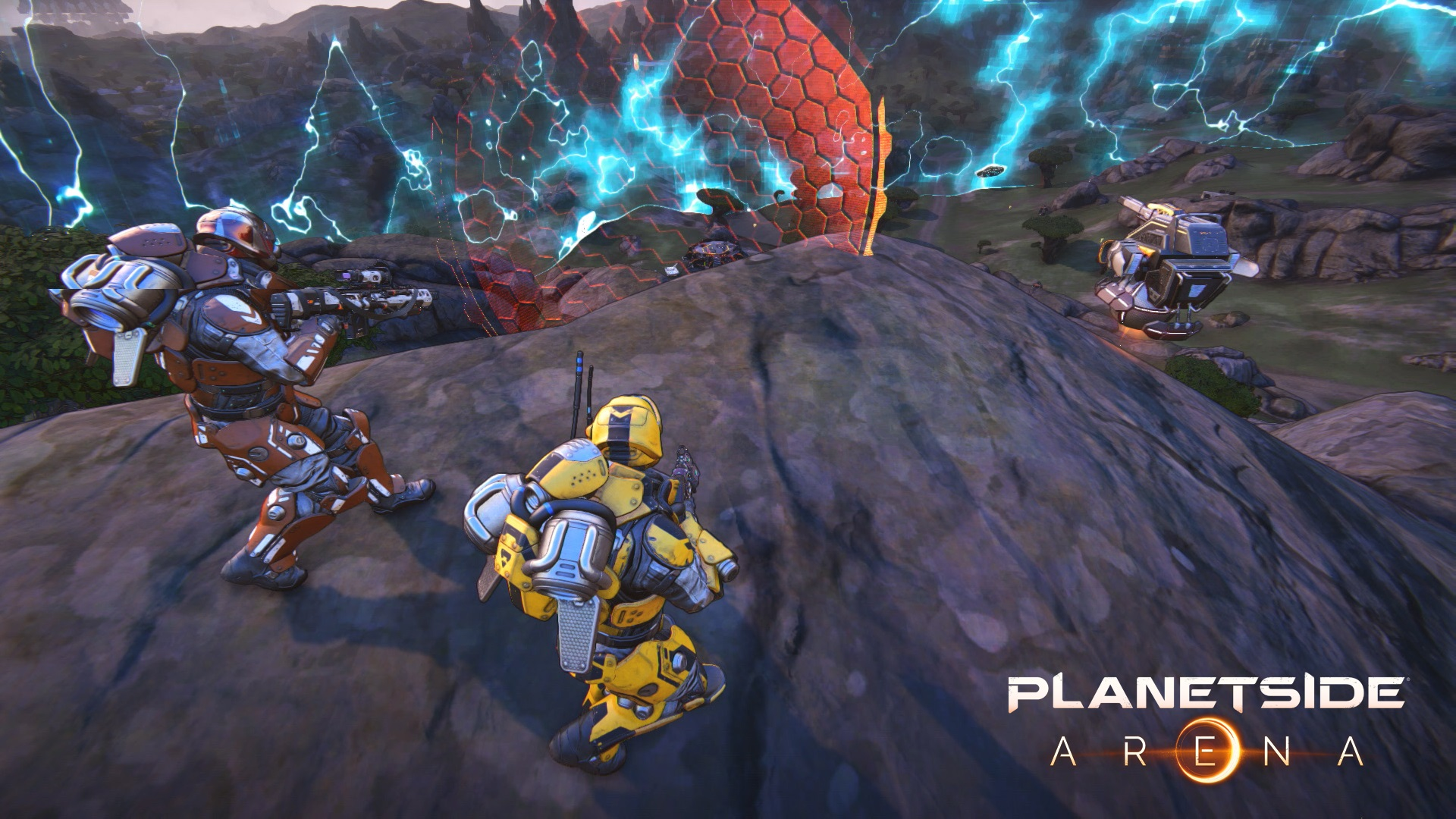 Planetside Arena Enters Steam Early Access Gamespace Com