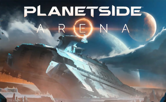 Planetside Arena Preview
