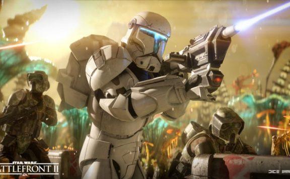 Star Wars Battlefront II Deploys Cooperation Update On September 25th