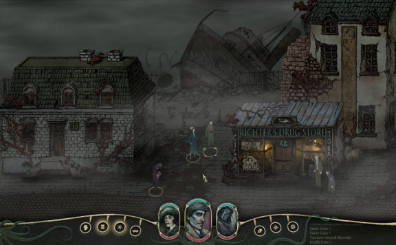 Stygian: Rise of the Old Ones
