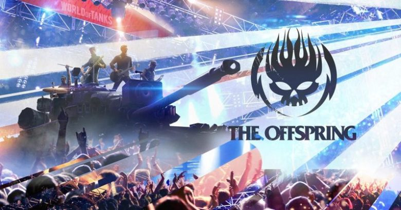 The Offspring World of Tanks