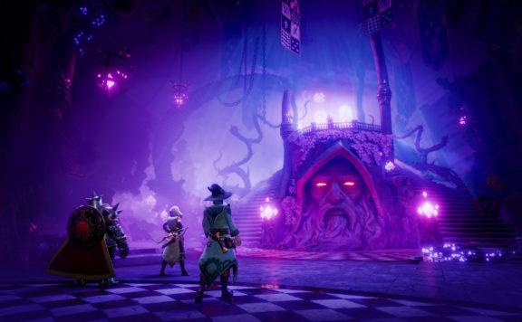 Trine 4 The Nightmare Prince - Story Trailer
