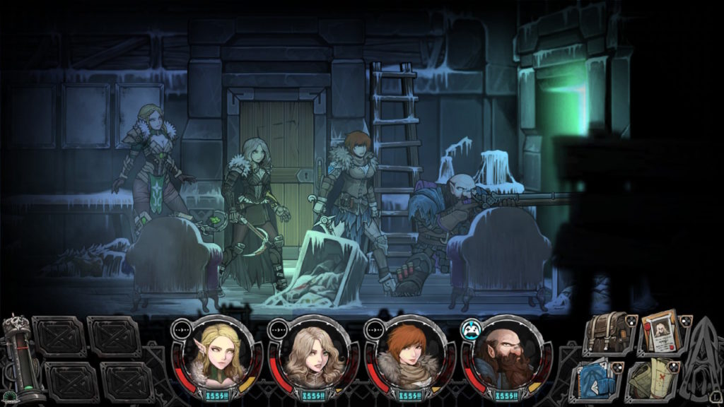 Vambrace - Cold Souls - Formation