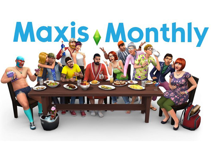 Maxis Monthly