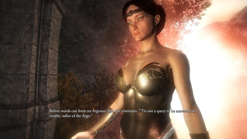 Argonus And The God Stones Goddess