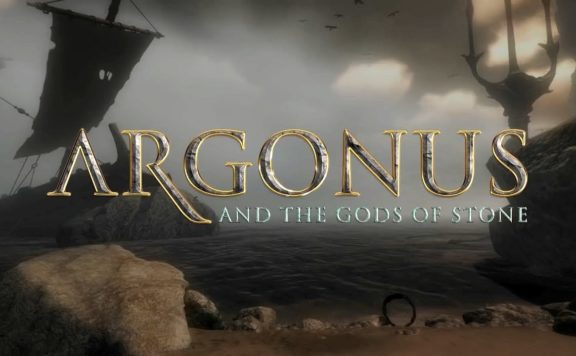 Argonus And The Gods Of Stone Banner